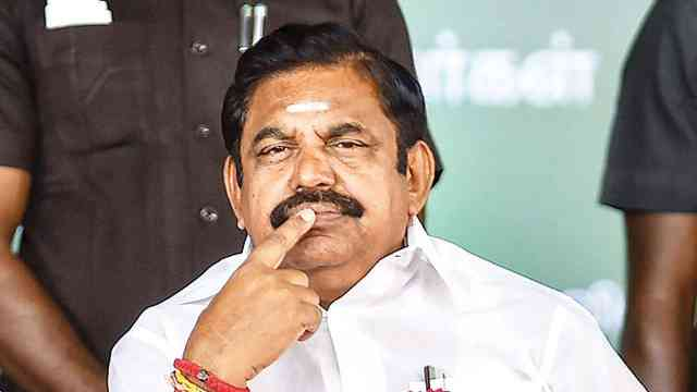 Tamil nadu CM:Except final semester,other exams cancelled