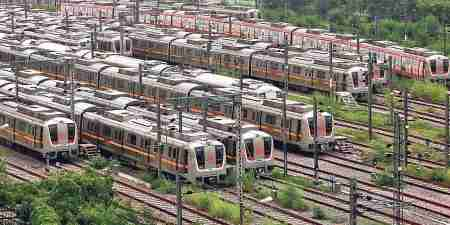 Delhi metro news latest news updates