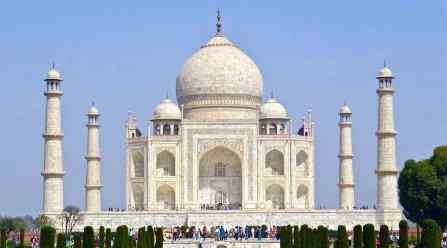 Agra Fort and Taj Mahal to re-open for public from 21 september