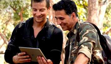 Akshay Kumar returns to previous lifestyle as server on Into The Wild with Bear Grylls: 'I have heaps of cash. Yet, that life is something else'