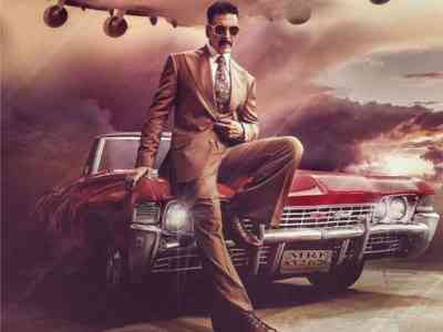 Akshay Kumar's new look released on his birthday for upcoming film Bell Bottom