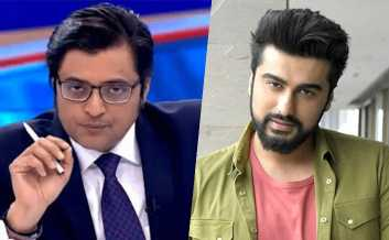 Arnab Goswami calls Arjun Kapoor a little league entertainer; web-based media overflowed with humorous images