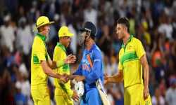 Australia pacer and vice-captain Pat Cummins said that the management was looking  to produce a finisher like MS Dhoni in T20Is