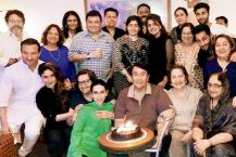 Bollywood News update: Rishi Kapoor family members celebrates his 68th Birth Anniversary