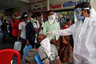 Coronavirus Live Update: India reports 95,950 additional cases of covid-19 in 24 hours on wednesday