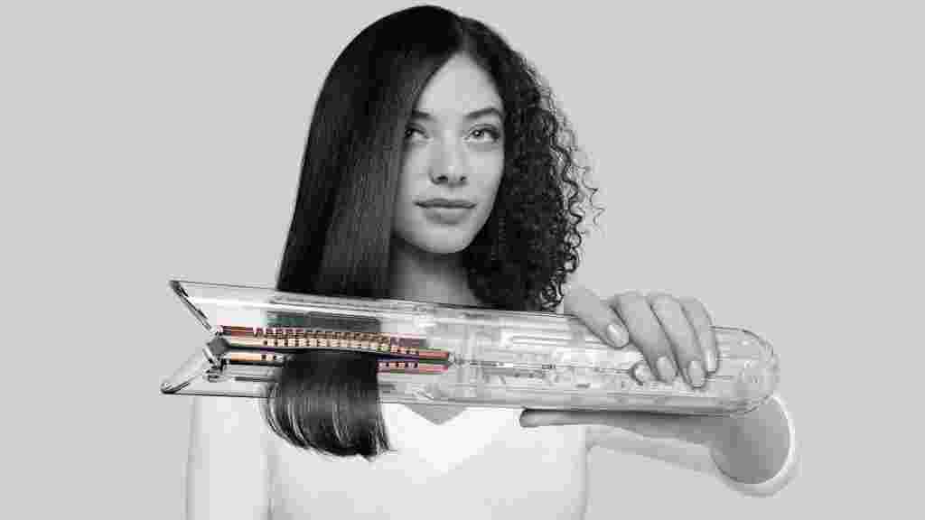 Dyson launch Dyson Corrale hair straightner in India