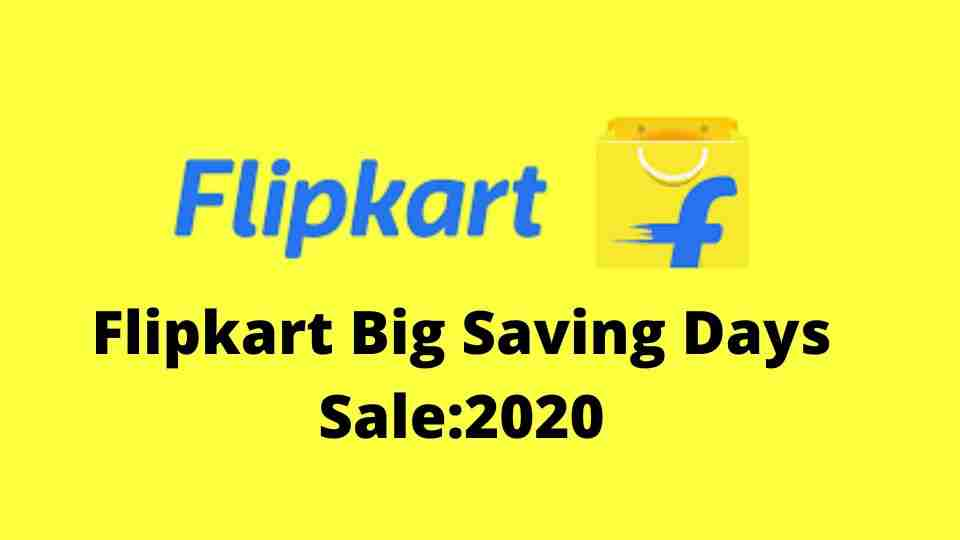 Flipkart's enormous sparing days deal will begin from 18, will have the option to pre-book items for 1 rupee