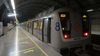 Hydrabad metro going to resume service from Monday