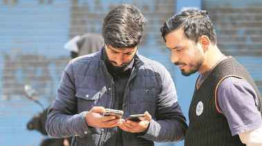 J&K: Internet speed will remain restricted to 2G,except 2 districts till September 30
