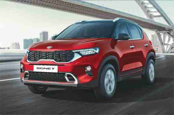 Kia Sonet 2020 initial drive review: Baby SUV with brazen dreams