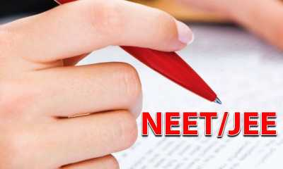 NEET,JEE exams: Supreme Court scheduled to consider Friday a review plea by six opposition-ruled states