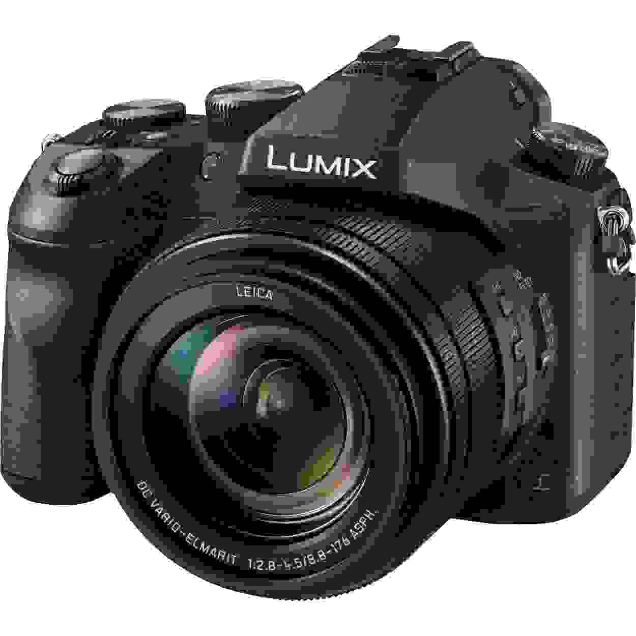 Panasonic camera with 24.2 MP sensor