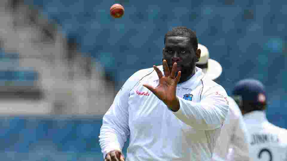 Rahkeem Cornwall Pulls Off Sensational One-Handed Catch For St. Lucia Zouks