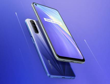 Realme launches its new phone