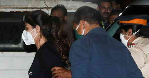 Sushant Ca Riya will be taken to Byculla Jail, NCB will take it in a while