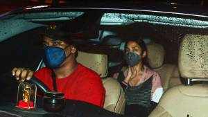 LIVE Updates: Rhea Chakraborty reaches NCB office for questioning in drugs probe