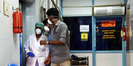 The Union health ministry said Maharashtra, Andhra, Karnataka, UP and Tamil Nadu account for 70% of Covid-19 deaths