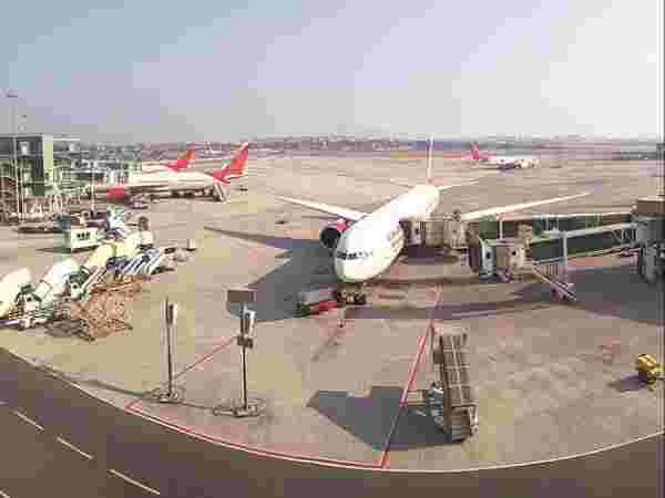 The Yogi government has started an exercise to change the name of the airport,also the initiative to make it international