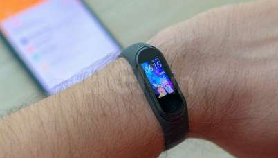 Redmi lauched smart band in India